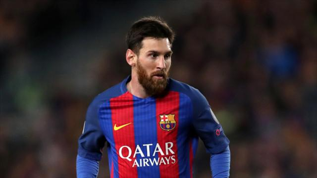 Lionel Messi reiterates his desire to finish off his career at Barcelona