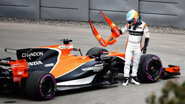 Alonso: McLaren 'very, very competitive'