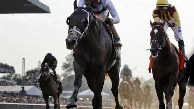 Longines Race of the Week: Tapwrit takes Belmont Stakes glory
