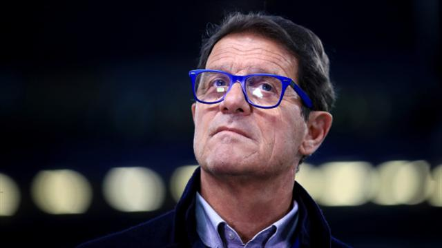 Capello named boss of Sainsbury's Jiangsu Suning
