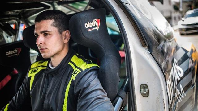 Tsouloftas wins Colin McRae ERC Flat Out Trophy