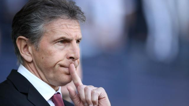 Southampton FC Terminates Manager Claude Puel's Contract