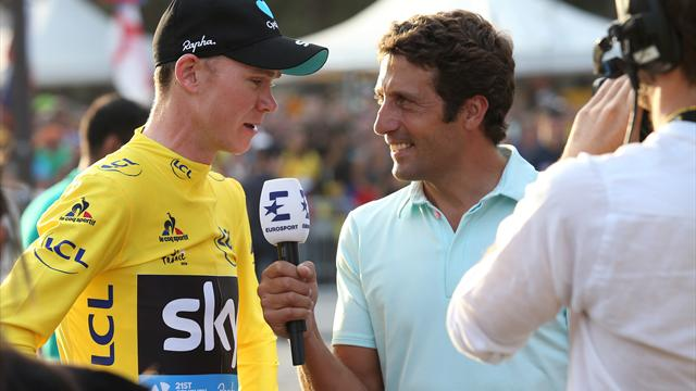 Eurosport to show every minute of Tour de France live for first time in 2017