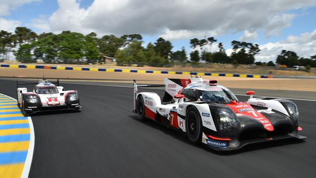 Porsche takes dramatic third straight Le Mans win