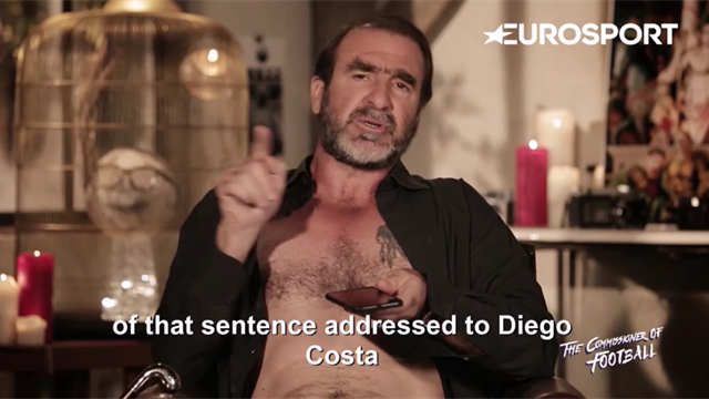 'Don't run a team with your thumbs' – Cantona's advice to Conte