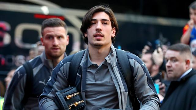 Juventus join contest for Gunners defender Hector Bellerin