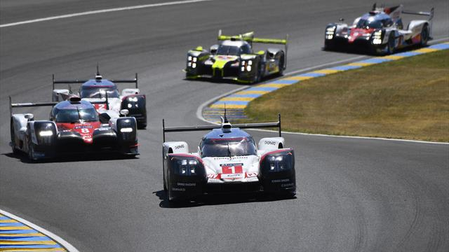 Porsche win Le Mans, torment for Toyota