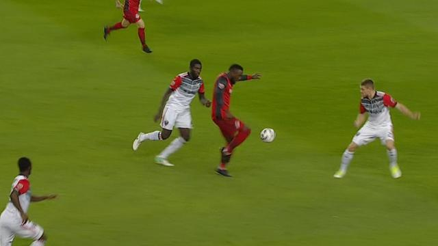 Gli highlights di Toronto fc-DC United 2-0