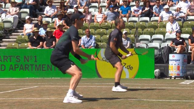 Jamie Murray and Soares win Stuttgart doubles title