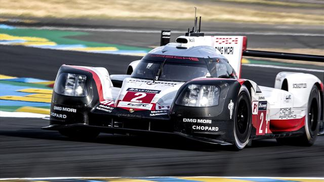 Porsche beat Jackie Chan DC to Le Mans victory with remarkable comeback