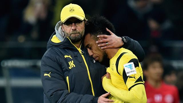Liverpool 'willing to pay £61m to land Aubameyang'