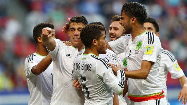 Mexico snatch draw against Portugal in frantic finish