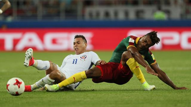 Confederations Cup: Cameroon, Aus draw 1-1