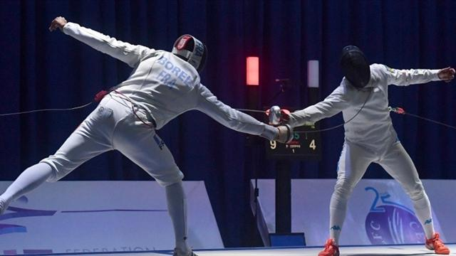 Italy lead the way at Senior European Fencing Championships in Tbilisi
