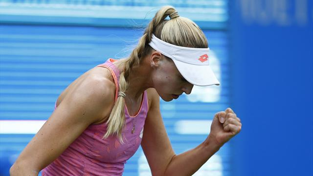 Broady stuns Cornet in Birmingham, Svitolina downs Watson