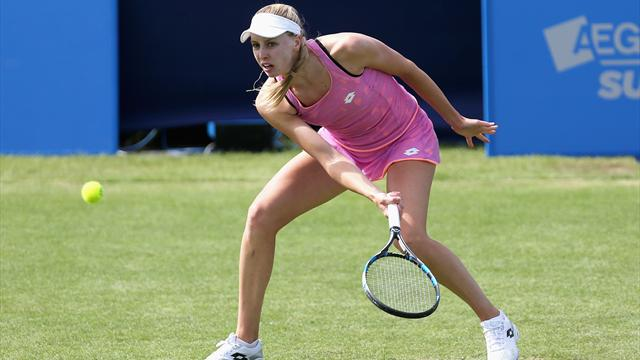 Broady and grass are 'friends again' after win over Cornet