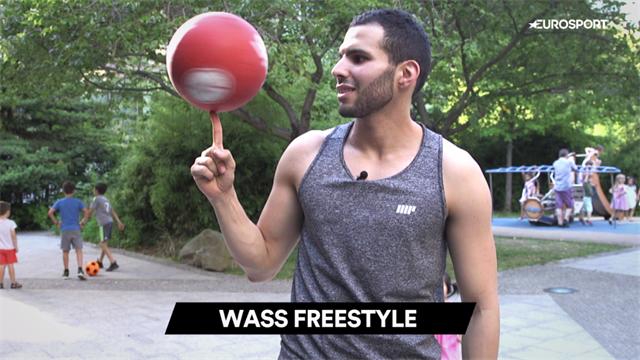 Zidane ou Maradona ? Youtube ou Instagram ? L'interview dilemme de Wass Freestyle