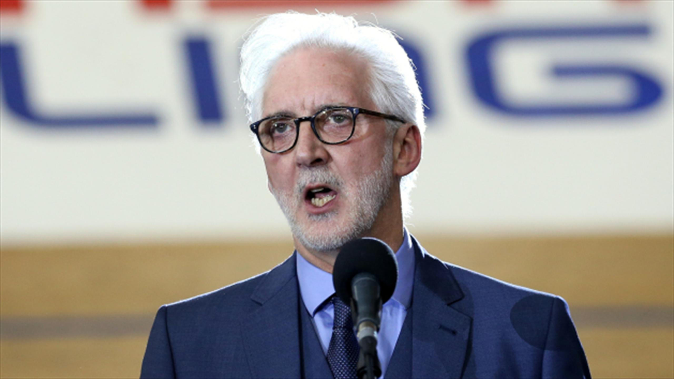 Thumbnail Credit (eurosport.co.uk): Cookson served as its president from 1997 to 2013, having saved it from bankruptcy in 1996, and now fulfils the same role with world governing body the UCI .