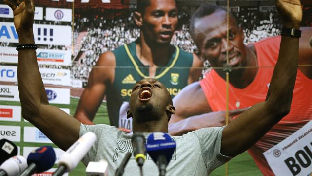 Bolt curious about who will replace him as fastest man