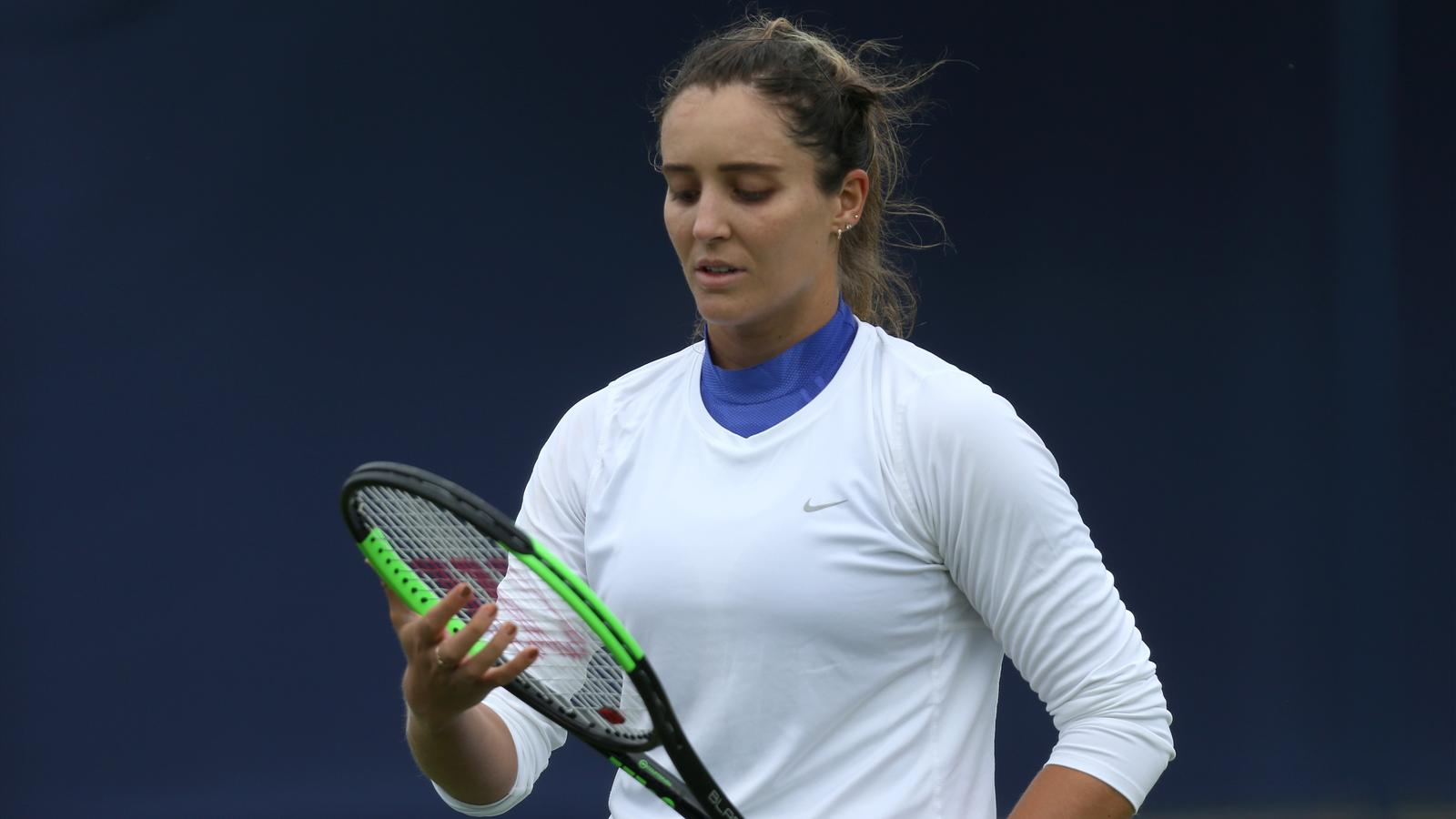 Laura Robson loses in first round of US Open qualifiers as Katie Boulter and Naomi Broady progress