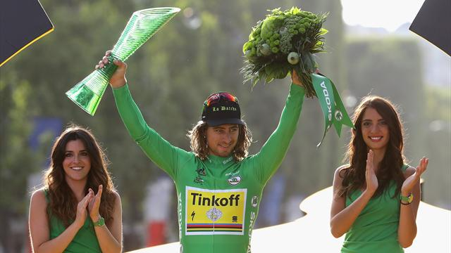 Tearful Kittel wins 10th Tour de France stage