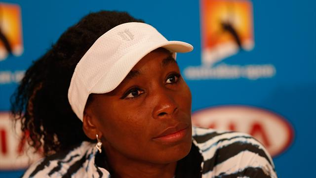 Venus Williams impliquée dans un accident mortel