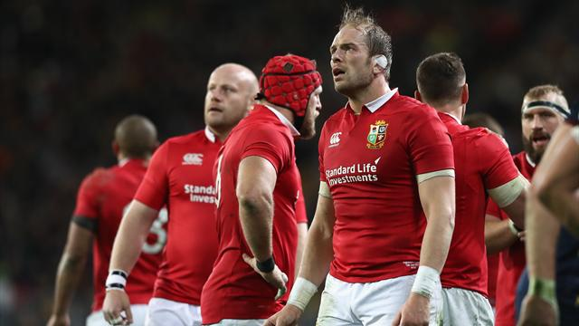 Pressure on Jones to justify shock Lions selection