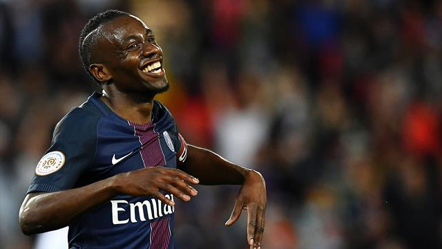 Matuidi signs three-year Juventus deal