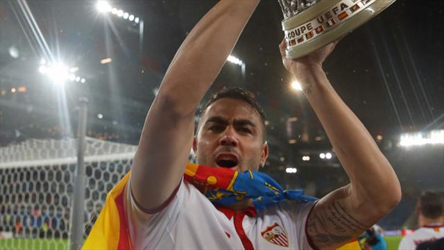 Leicester agrees fee for Sevilla star Iborra