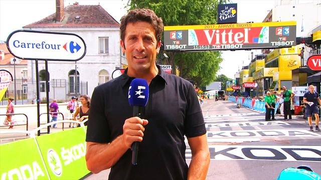 NBC Sports Presents Live Coverage of 104TH TOUR DE FRANCE This Today