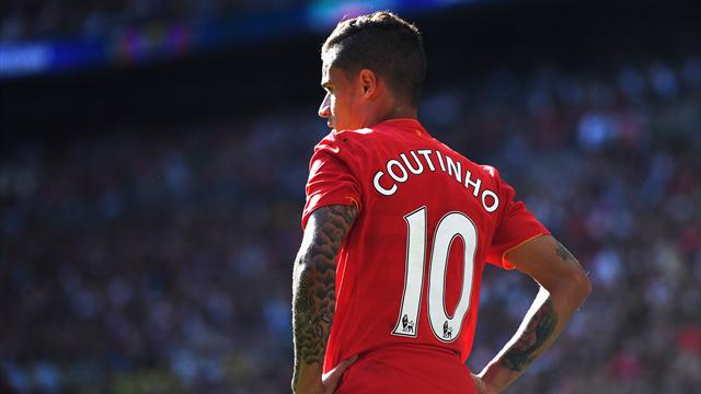 Barcelona reportedly has massive Coutinho bid rejected by Liverpool