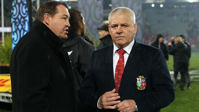 Referee made a mistake, but laws need to be looked at - Hansen