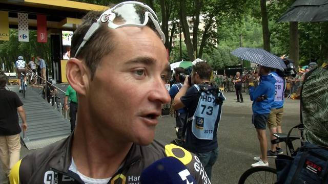 Tour de France - Le briefing de Cyril Dessel