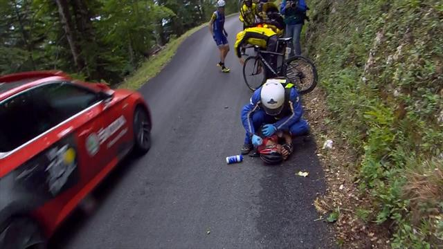 Porte's terrible crash with Martin ends his campaign