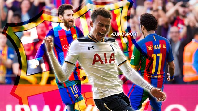 Euro Papers: Messi & Neymar tell Barcelona to sign Dele Alli