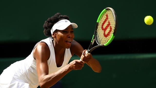 Venus and Muguruza advance to Wimbledon final