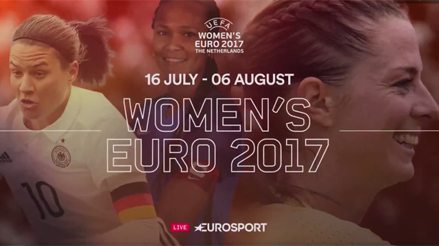 UEFA Women's Euro 2017 finals on Eurosport – all you need to know
