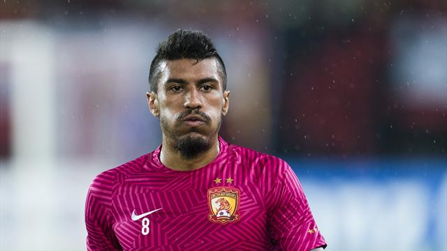 Evergrande's Paulinho to join Barcelona, says Chinese media