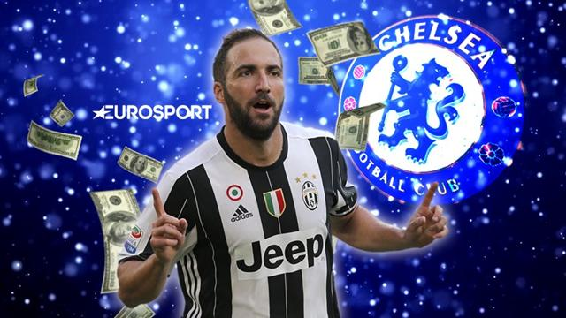 Euro Papers: Chelsea's monster bid for Gonzalo Higuain