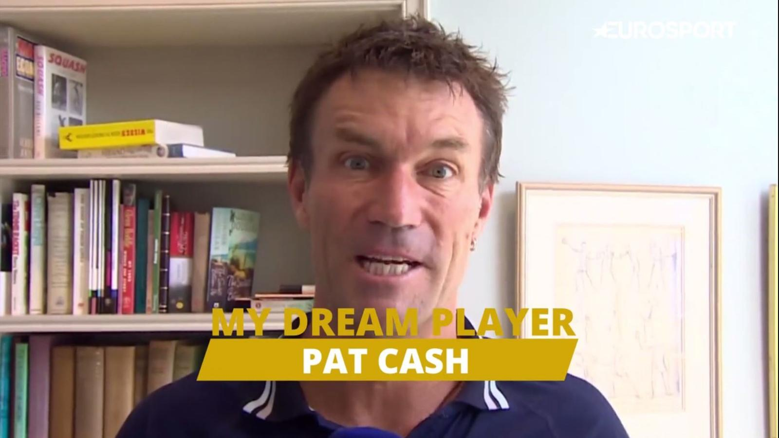 VIDEO Dream Player Pat Cash Wimbledon Video Eurosport
