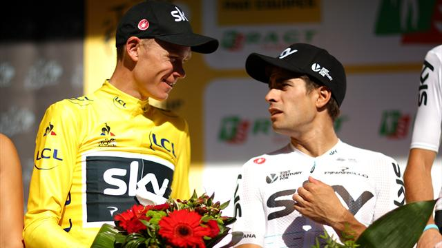 Landa is much stronger than Froome, he should go for the title - LeMond