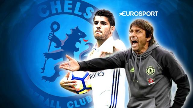 Euro Papers: Conte tells Real: get serious over Morata