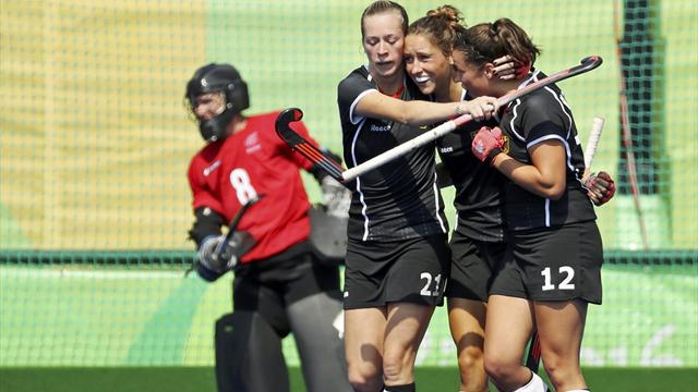 Kampf ums WM-Ticket: Hockey-Frauen im Viertelfinale der World League