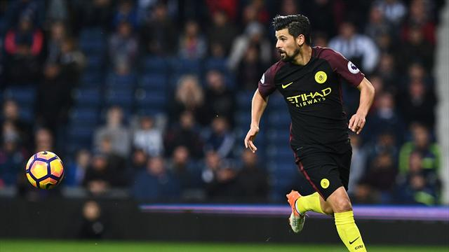 Nolito Completes Transfer from Manchester City to Sevilla on 3-Year Contract