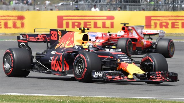 Vettel: Verstappen still 'a bit jumpy' in battle