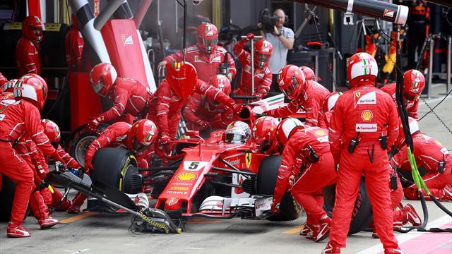 Vettel: Mercedes qualifying pace a gamechanger
