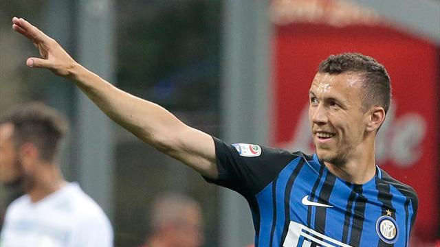 Perisic on verge of joining United as Inter chase Balde - reports