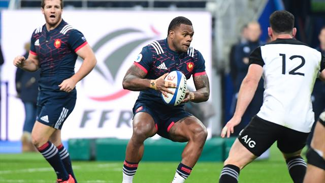 France - All Blacks le 14 novembre se jouera à Lyon