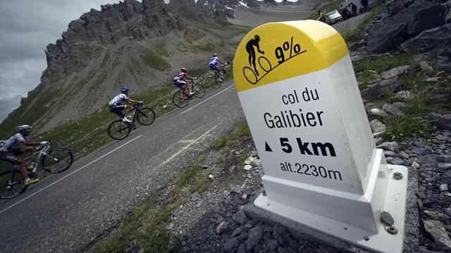Le Tour de France : les Alpes au menu