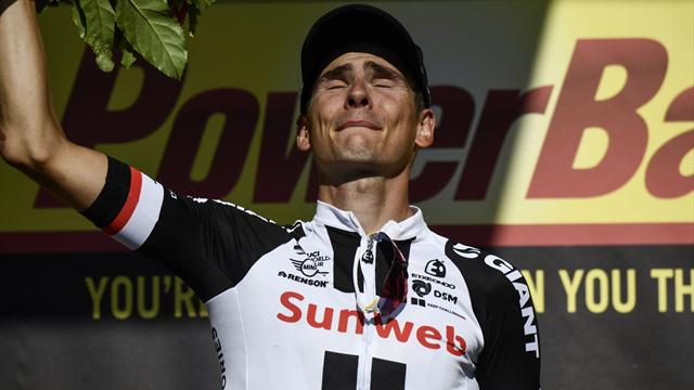 Sunweb exclut Warren Barguil — Vuelta